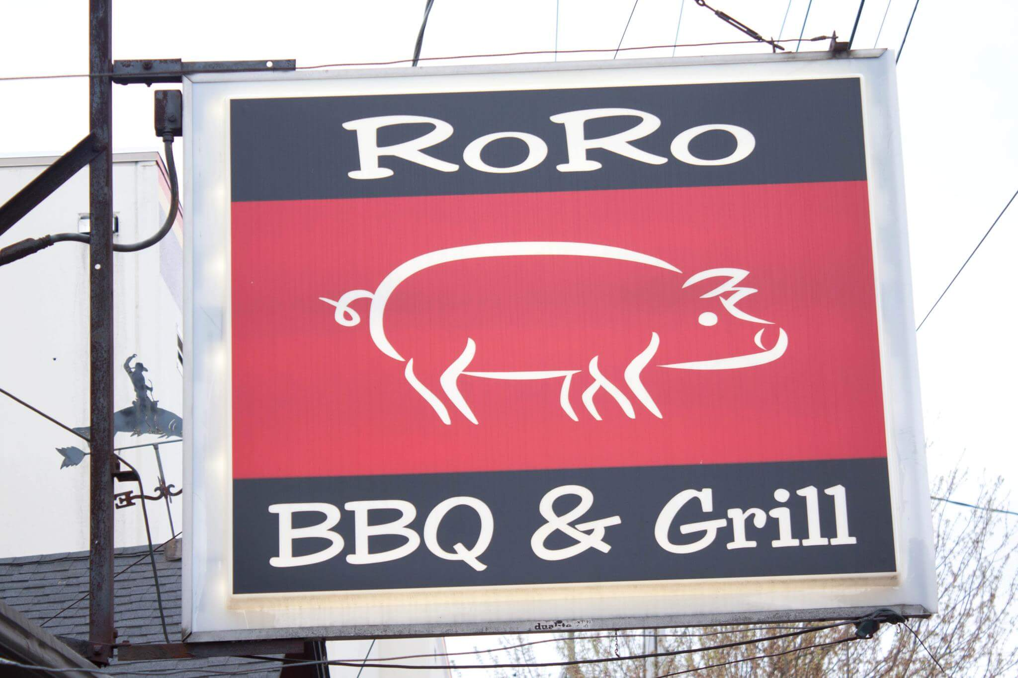 RoRo BBQ & Grill in Seattle