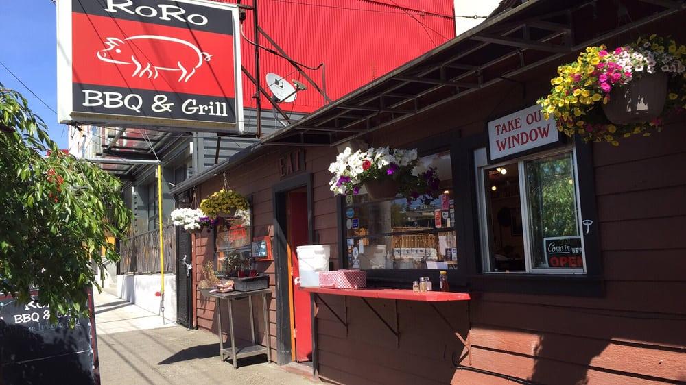 RoRo BBQ & Grill Seattle